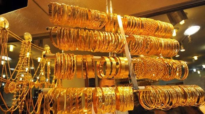 Gold prices hit record high at Rs80,500 per tola in Pakistan