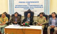 International conference on mountaineering, eco-tourism to be held in Karakorum