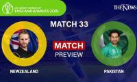 Pakistan vs New Zealand Preview, World Cup 2019 Match 33, Weather Report, Pitch Report, Match Details