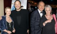 Judi Dench backs Harvey Weinstein, Kevin Spacey, saying 'talent can't be denied'