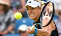 Kerber makes strong start at Eastbourne