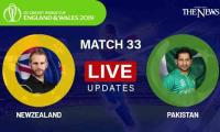 Pakistan vs New Zealand Live updates: ICC World Cup 2019