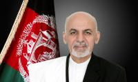 Afghan President Ashraf Ghani arrives in Islamabad on Thursday