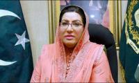 Government faces no threat from opposition: Firdous
