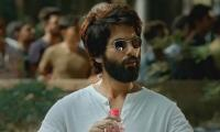 Shahid Kapoor unfazed by 'Kabir Singh' criticism regarding toxic masculinity