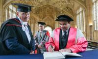 Rahat Fateh Ali Khan awarded honorary doctorate degree by Oxford University