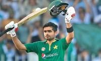 Babar Azam first Pakistani to hit century in World Cup 2019