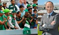 Nasser Hussain's witty question to Pakistan fans sparks Twitter debate