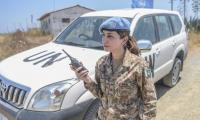 Making Pakistan proud: Major Fozia Perveen serving in UN mission in Cyprus