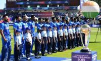 India top ICC ODI Team Rankings