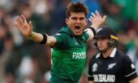Shaheen Afridi credits bowling coach Azhar Mehmood for heroics during Pak-NZ clash