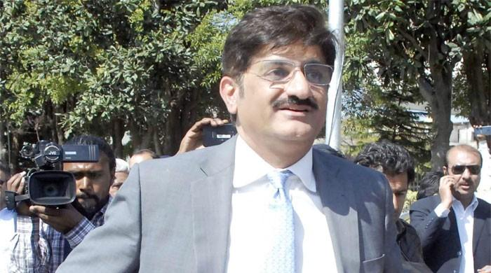Murad says handing over of JPMC, NICVD, NICH to Sindh a testament of his narrative