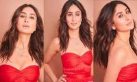 Kareena Kapoor's 'Hot in Red' post sets internet on fire