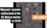 Fact-check: Is this a photo of rosaries confiscated at the US-Mexico border in 2015?