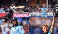 Williamson, Stokes gain in ODI rankings after unforgettable World Cup performances