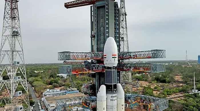 Fuel leak halted blastoff for Indian rocket