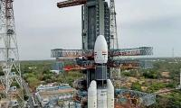 Fuel leak halted blastoff for Indian rocket