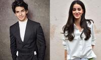 Ishaan Khatter to romance Ananya Pandey in Ali Abbas Zafar's next