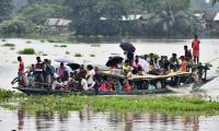 Monsoon rains wreak flood havoc across South Asia