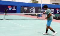 Chairman JCSC Open Tennis Championship 2019 held in Karachi