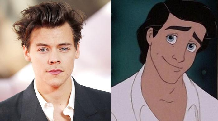 Harry Styles to play Prince Eric in 'The Little Mermaid' alongside Halle Bailey
