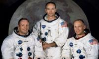 ´One giant leap´: US marks Apollo mission 50 years on