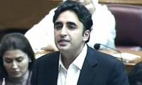 Bilawal condemns arrest of Shahid Khaqan Abbasi