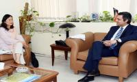 ADB Country Director reiterates bank's commitment to further strengthen partnership with Pakistan