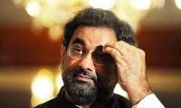 Shahid Khaqan Abbasi sent on 13-day physical remand