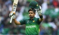 Babar Azam shines as Somerset win match against Glamorgan
