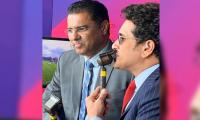 Waqar Younis celebrates 30 years of special bond with Sachin Tendulkar