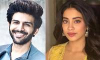 Kartik Aaryan, Janhvi Kapoor to collaborate for Karan Johar's 'Dostana 2'