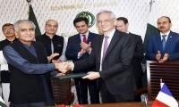 France to provide 50.2 million Euros to Pakistan for rehabilitation of Dargai, Chitral hydropower projects
