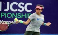 Sara, Meheq move in Chairman JCSC Women's Singles final