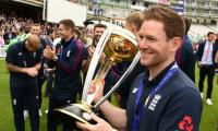 Eoin Morgan says no decision yet on future after England World Cup win
