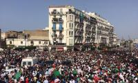 Africa Cup champs Algeria return to hero´s welcome