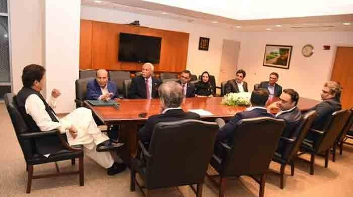 PM Imran invites US businessmen and investors to take benefit of investment opportunities in Pakistan