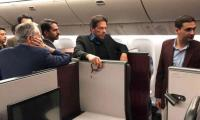 Prime Minister Imran Khan arrives in US on three-day official visit