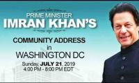 Biggest Pakistani gathering awaits PM Imran's address at Washington stadium