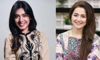 Hania Aamir, Mansha Pasha slam Mohsin Abbas Haider over domestic abuse allegations