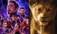 ´Lion King´ roars as ´Avengers´ closes in on box office record