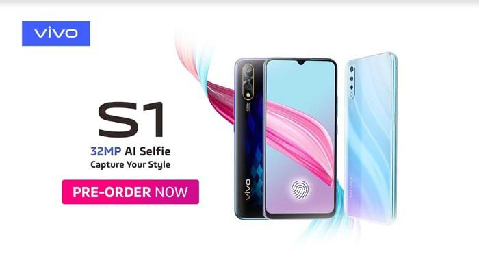 The Sleek & Stylish Vivo S1 is Now Up for Pre-Orders in Pakistan