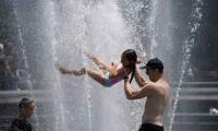 End in sight for US heat wave that set temperature records