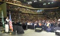 Video: PM Imran's address to Pakistanis at Washington Capital One Arena