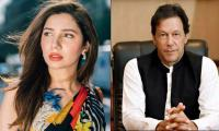 Mahira Khan deems PM Imran as 'ray of hope' amidst US visit