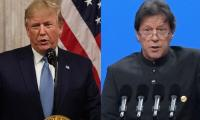 PM Imran arrives at White House to meet Trump