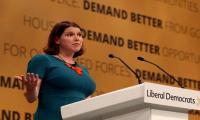 UK´s Lib Dems pick first female leader, bidding to ´stop Brexit´