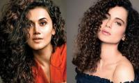 Taapsee Pannu reacts to being called Kangana's 'sasti copy'