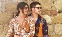 Nick Jonas pushes Priyanka Chopra into the sea on her birthday, picture goes viral