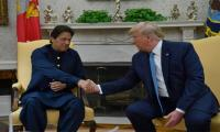 PM Imran thanks Trump for warm and gracious hospitality